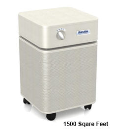 Austin Air  HealthMate™ Air Purifier 1500 sq ft. (Sand) 360-degree intake system with 4-stage filter and 5 Year Warranty - MH Vacuums