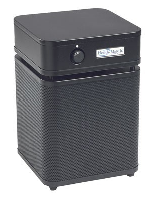 Austin Air HealthMate+ Jr.™ Air Purifier 700 sq ft. (Black)