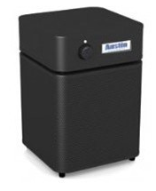 Austin Air HealthMate Plus™ Air Purifier 1500 sq ft. (Black) 360-degree intake system with 4-stage filter and 5 Year Warranty - MH Vacuums