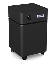 Austin Air Allergy Machine™ Air Purifier 1500 sq ft. (Black) 360-degree intake system with 4-stage filter and 5 Year Warranty - MH Vacuums
