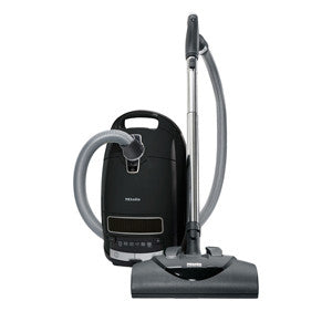 Miele Complete C3 Kona Canister HEPA Vacuum Cleaner - Obsidian Black