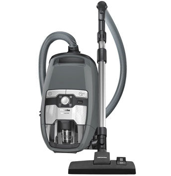 Miele Blizzard CX1 Pure Suction Bagless Canister Vacuum - Lava Grey - MH Vacuums