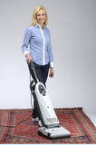 Lindhaus Diamante 300e/ 380 Multi-Function Dual Motor Upright Vacuum Cleaner - White