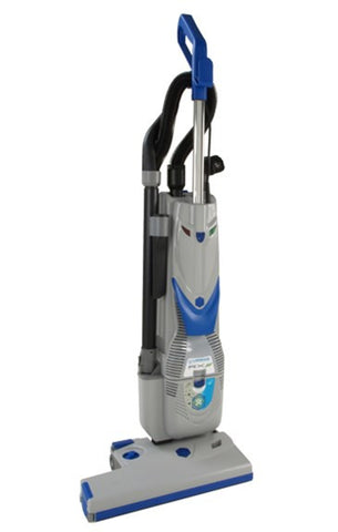 Lindhaus RX HEPA Eco Force 380e/ 450e/ 500e Upright Vacuum Cleaner - Silver - MH Vacuums