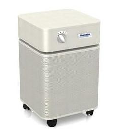 Austin Air Allergy Machine™ Air Purifier 1500 sq ft. (Sand) 360-degree intake system with 4-stage filter and 5 Year Warranty