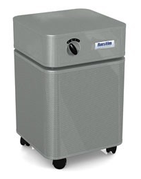 Austin Air HealthMate+ Jr.™ Air Purifier 700 sq ft. (Silver) - MH Vacuums