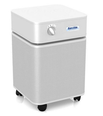Austin Air HealthMate+ Jr.™ Air Purifier 700 sq ft. (White)