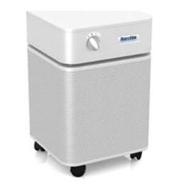 Austin Air Allergy Machine™ Air Purifier 1500 sq ft. (White) 360-degree intake system with 4-stage filter and 5 Year Warranty - MH Vacuums