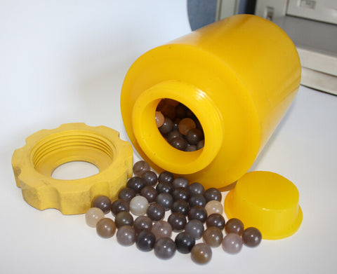 Polyurethane Grinding Jar for Roll Ball Mill