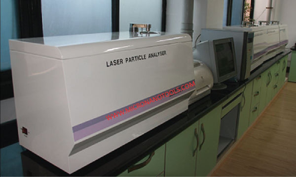 Laser Particle Size Analyzer : Mnt w k laser particle size analyzer micronanotools