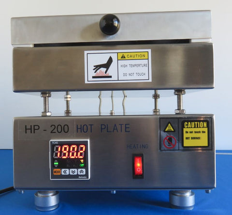MNT-HP 200 Photoresist Hot Plate