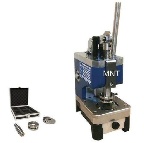 Precision Disc Cutter including three standard cutting dies - CBDC-500