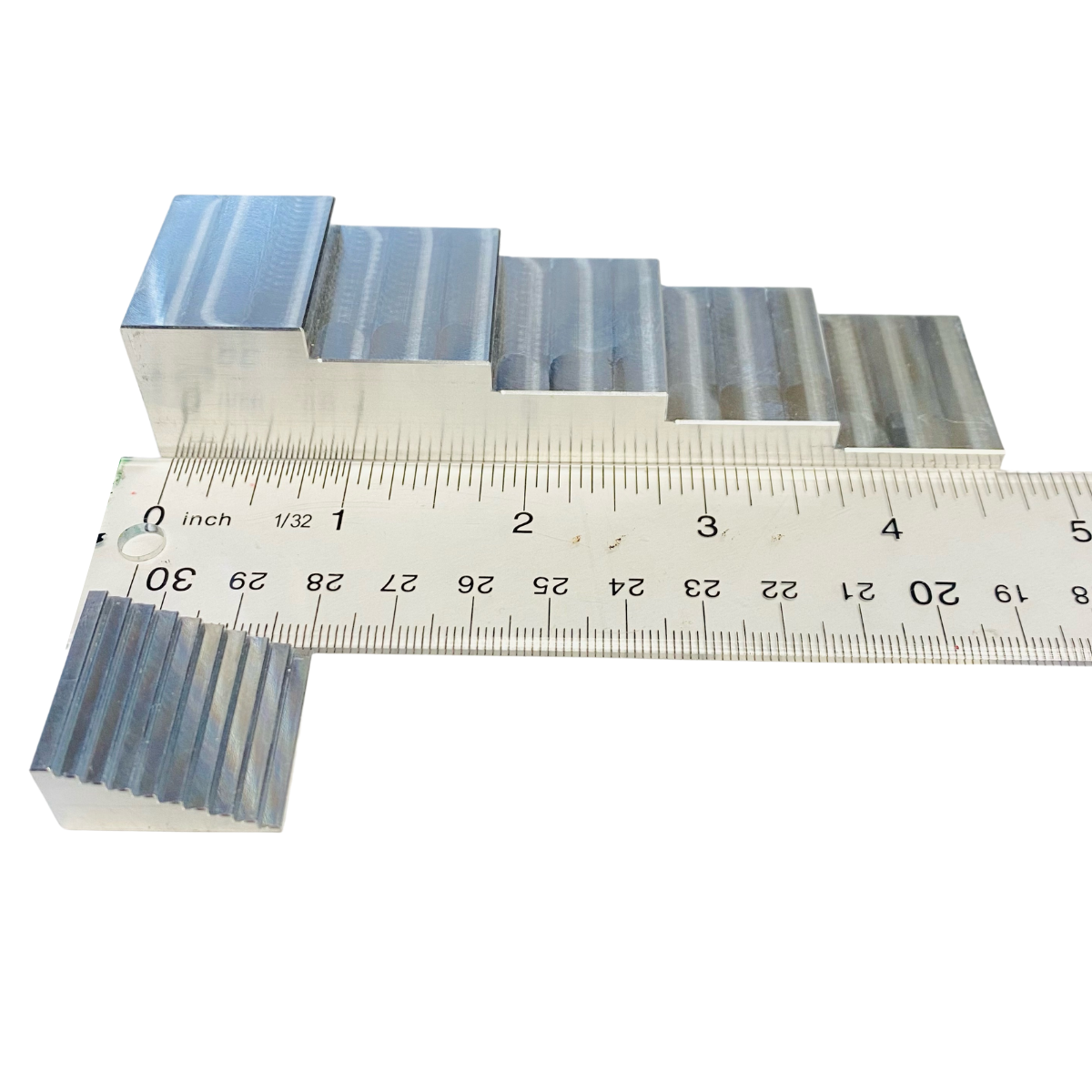 Aluminum Step Wedge Bundle (Small and Large) Quality Assurance Program