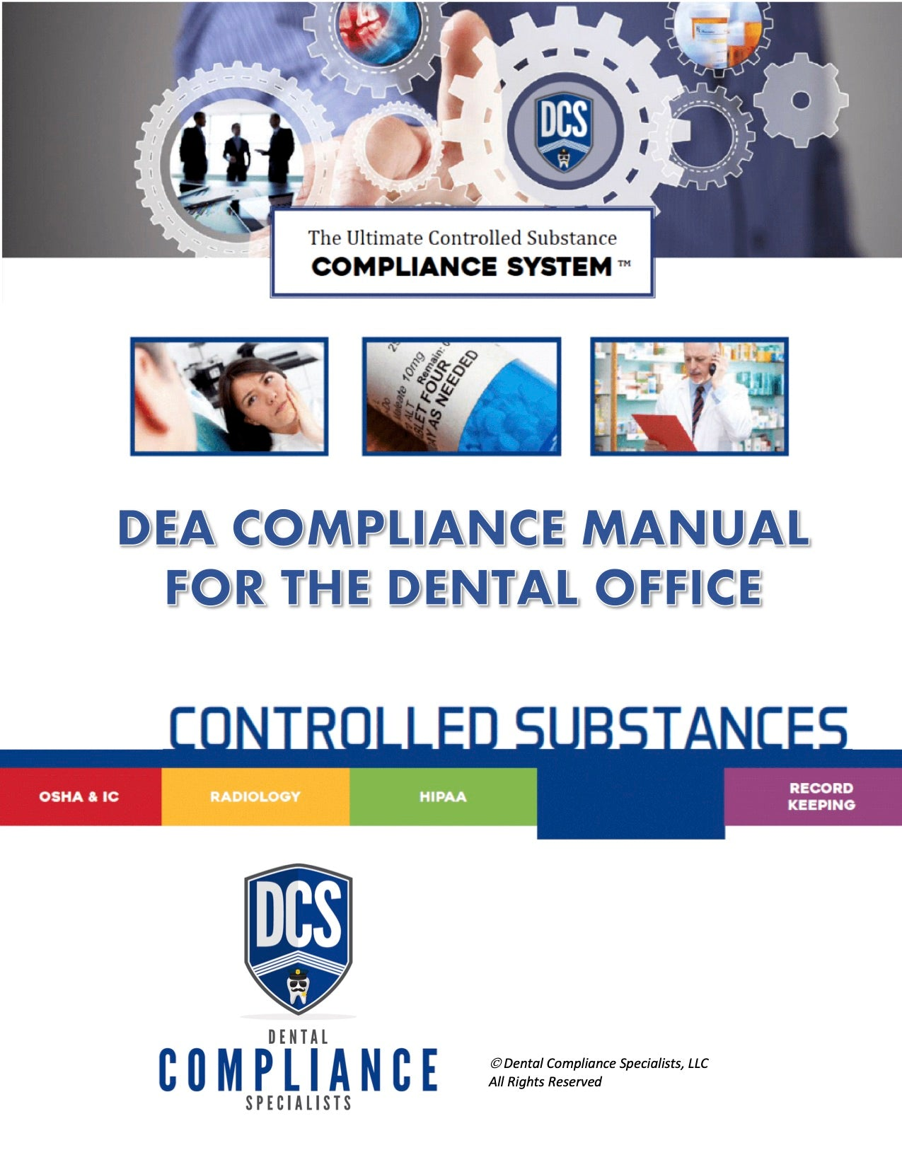 DEA Compliance Procedure Manual
