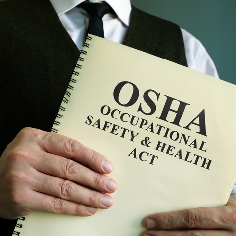LIVE OSHA Safety Coordinator Training