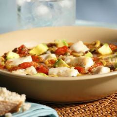 Codfish Stew, Asopao de Bacalao Recipe