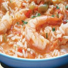 Shrimp Stew, Asopao de Camarones Recipe