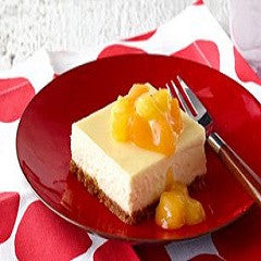 Mango Pineapple Cheesecake Recipe