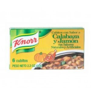 Knorr Ham and Pumpkin Bouillon 2 pack 2.3oz