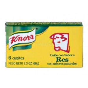 Knorr Beef Bouillon 2 pack 2.3oz