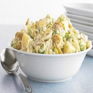 Potato Salad, Ensalada de Papas Recipe