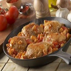 Chicken Paprika Recipe - www.ElColmado.com