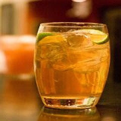 Dark and Stormy Recipe - www.ElColmado.com