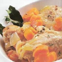 Chicken Escabeche Recipe