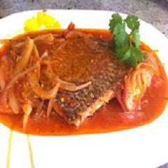 Red Snapper in Creole Sauce Recipe