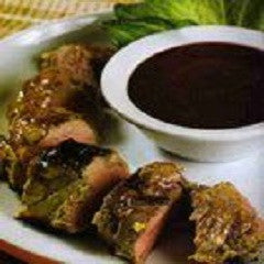 Pork Loin in Tamarind Sauce Recipe