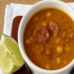 Chick Peas Soup, Sopa de Garbanzos Recipe