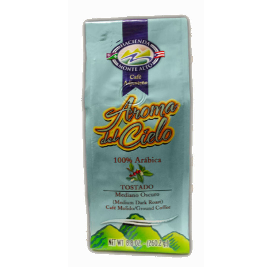 Cafe Aroma del Cielo Whole Beans 5lb