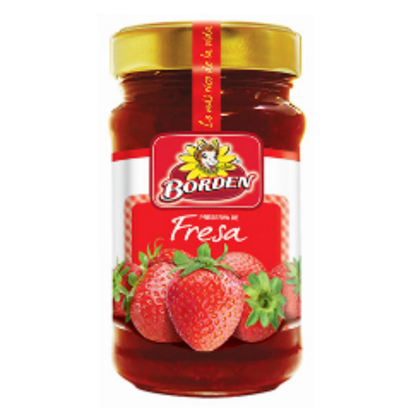 Borden Strawberry Fruit Jam 10oz, Mermelada