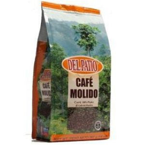 Cafe del Patio Whole Beans 2.2lb