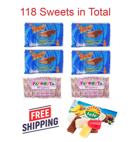 Halloween Sweets Combo, Free Shipping