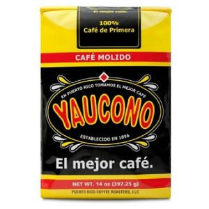 2 Bags Cafe Yaucono 14oz