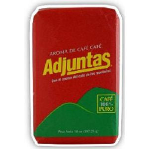 2 Bags Cafe Adjuntas 14oz