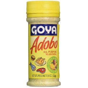 Goya Seasoning Lemon and Pepper 2 pack 8oz