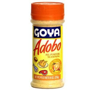 Goya Seasoning Bitter Orange 2 pack 8oz