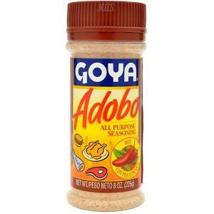 Goya Seasoning Hot 2 pack 8oz