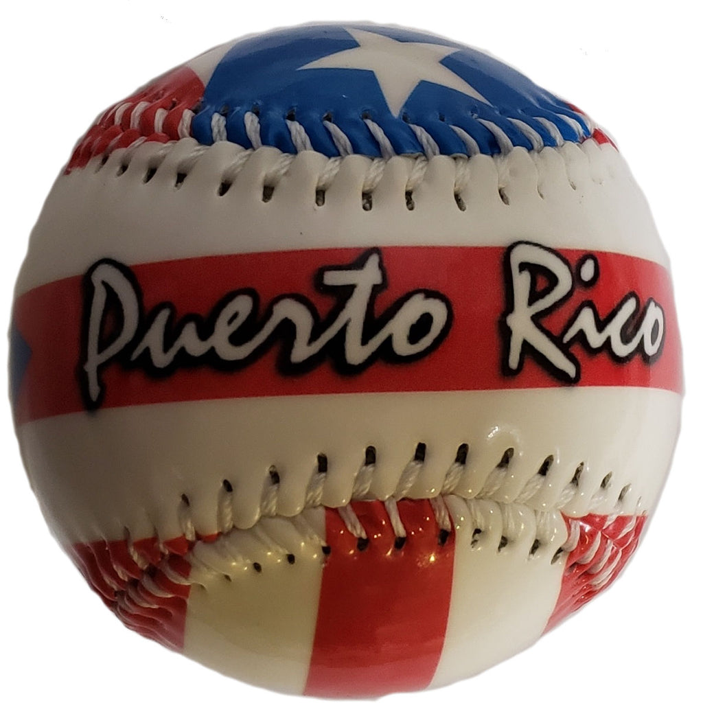 Puerto Rico Baseball Ball