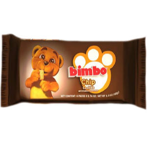 Bimbo Chocolate Chip- www.ElColmado.com