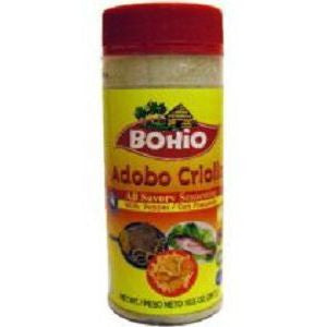 Bohio Seasoning with Pepper - www.ElColmado.com