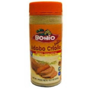 Bohio Seasoning Sazon without Pepper 2 pack 10.5oz
