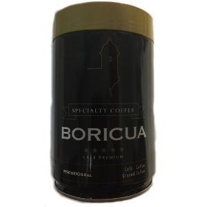 2 Cans Cafe Boricua 8.8oz