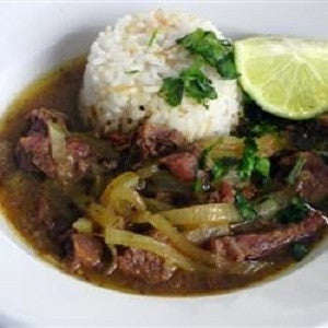 Steak with Onions, Bistec Encebollado Recipe