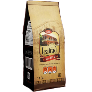 2 Bags Cafe Lealtad 14oz