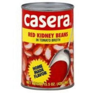 Casera Red Beans 2 cans 15oz ea