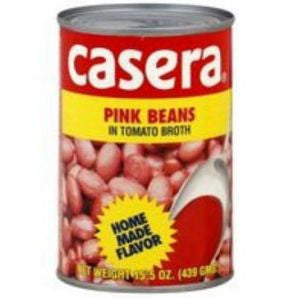 Casera Pink Beans 2 cans 15oz ea