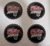 Coors Light Style, 4 pieces Cup Holder